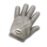 ถุงมือ Stainless Steel Mesh 100% ข้อมือสปริง (นำเข้าจากต่างประเทศ)