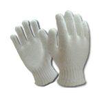 ถุงมือไมโครเทค ถุงมือไมโครเทคสีขาว