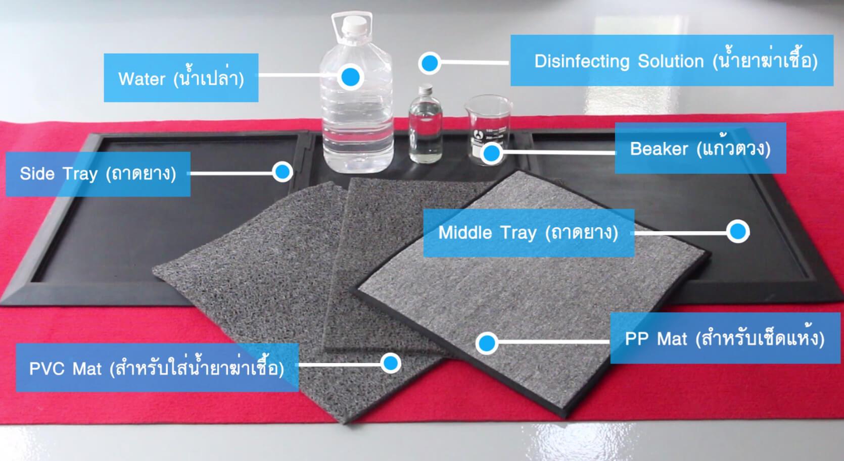 Sanitizing mat-06