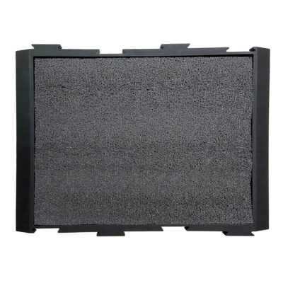 middle tray with PVC